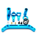 JLB Racing 1/10 parts EA1011 Metal upgrade parts Steer Link (Blue or Red)