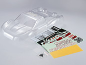 Killerbody 1/10 Short Course Truck Monster Clear Body Shell 48033 used with Traxxas / HPI / AE