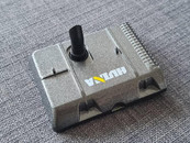 Huina 1580 580 RC Excavator Metal Battery Cover