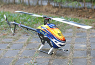 KDS Agile A5 A-5 2.4GHz 6 Channel 6S Belt Drive Radio Controlled Helicopter Kit