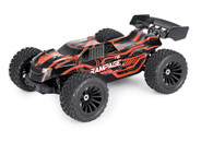 BSD Racing 1/10 4WD RAMPAGE XTE Electirc-Power 2.4GHz 2CH BS231R Brushless RC CAR Buggy