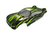 Himoto 1/8 ZIEGZ Truggy Body Shell Green 08532 RC Car Parts