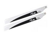 RJX FBL 550mm Carbon Fiber Main Blade