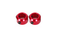KDS Agile 7.2 RC Helicopter Parts  Main Shaft spacing ring (locking collers set) KA-72-016