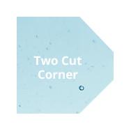 Premier Two Cut Corner
