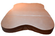 "Sarena Bay Hot Tub Cover 120"" x 92"" Tri Fold"