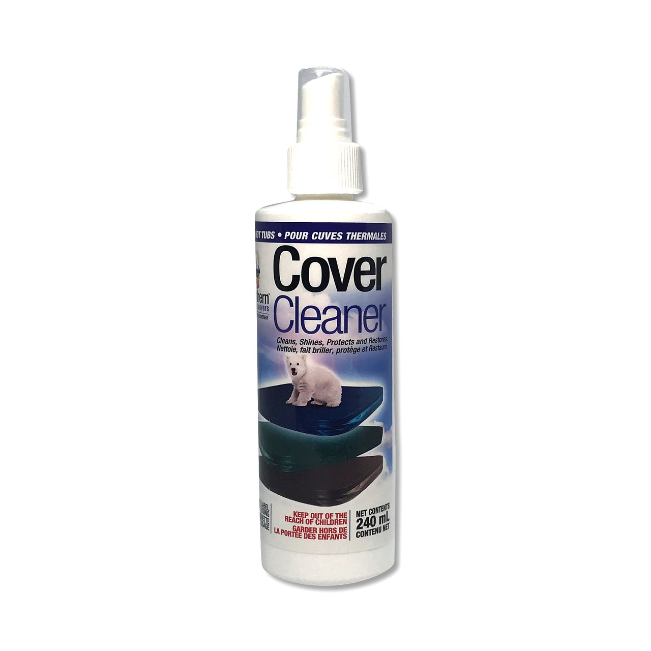 Hot Tub Cover Cleaner & Conditioner 240 Ml