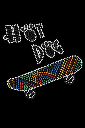 Hot Dog - Skateboard Tutu