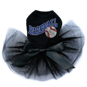 Baseball with Ball Tutu
