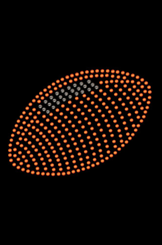 Football (Orange #1) Tutu