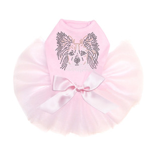 Papillon Tutu for Big and Little Dogs