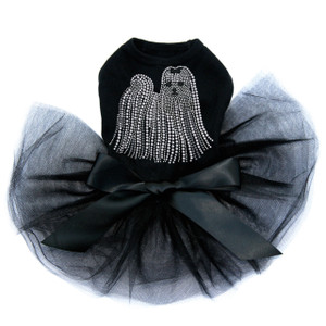 Maltese  Tutu for Big and Little Dogs