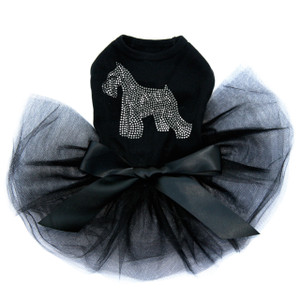 Schnauzer Tutu for Big and Little Dogs