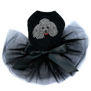 Poodle Face Tutu for Big and Little Dogs