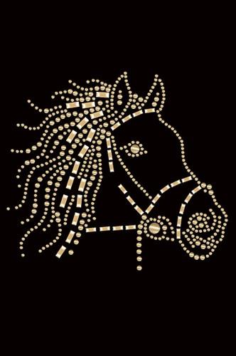 Horse Face (Gold) Tutu