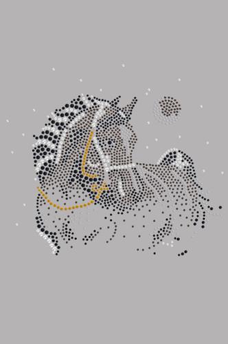 Horse with Stars & Moon Tutu