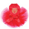 Tiger Face (Small) Tutu