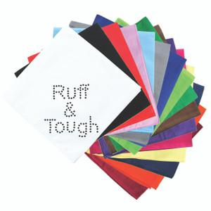 Ruff & Tough - Bandanna