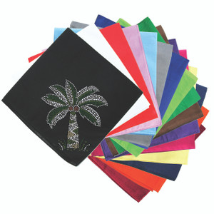 Coconut Tree - Bandanna