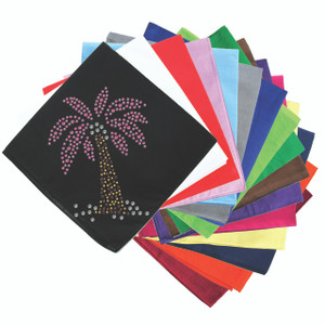Palm Tree (Pink) - Bandanna