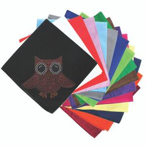 Pink Owl - Bandannas