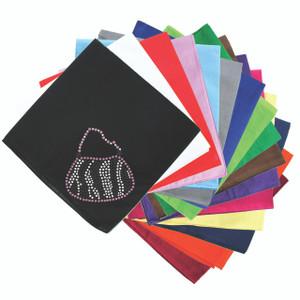 Zebra Handbag - Bandanna