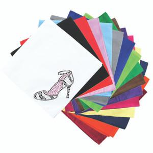 Zebra High Heels - Bandanna
