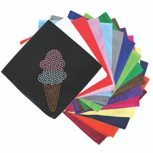 Ice Cream Cone (Double Dip) - Bandanna