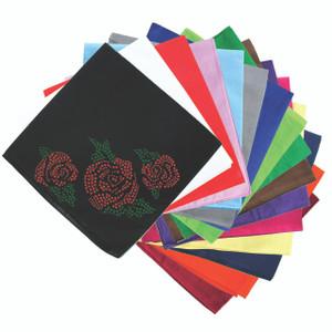 Red Roses - Bandanna