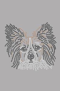 Papillon  - Women's T-shirt