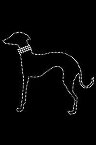 Greyhound (Outline) - Women's T-shirt