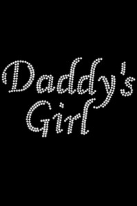 Daddy's Girl # 1 - Women's T-shirt