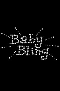 Baby Bling - Women's T-shirt