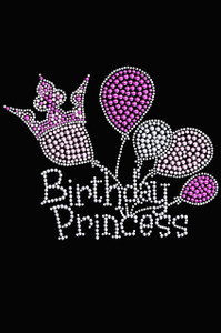 Birthday Princess - Women's T-shirt