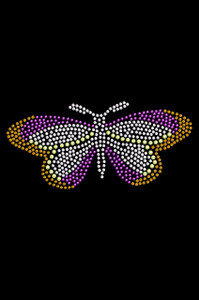 Magenta Butterfly - Women's T-shirt