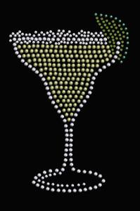 Margarita (Rhinestud)- Women's T-shirt