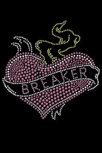 Heart Breaker Adult T-shirt or Tank.