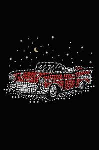 Red Convertible - Women's T-shirt