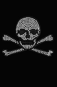 Skull (Extra Large) - Women's T-shirt