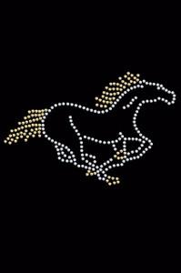 Horse (Running) - Women's T-shirt