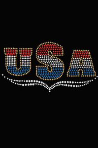 USA (Tricolor) - Women's T-shirt