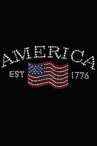 America - Women's T-shirt