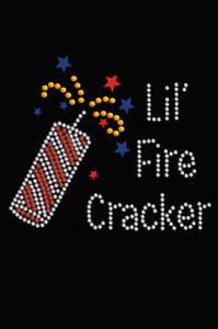 Lil' Firecracker  - Women's T-shirt