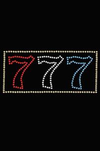 7 7 7 - Women's T-shirt