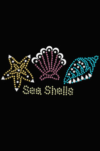 Sea Shells - Women's T-shirt
