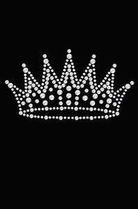Crown # 1 (Swarovski Rhinestones) - Women's T-shirt