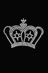Crown #12 (Rhinestones) - Women's T-shirt