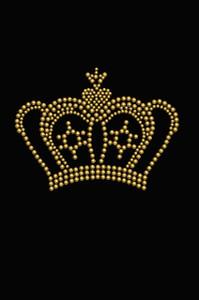 Crown #10 (Gold) - Women's T-shirt