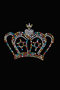Crown #11 (Multicolor) - Women's T-shirt