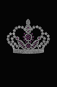 Crown #13 (Purple) - Women's T-shirt